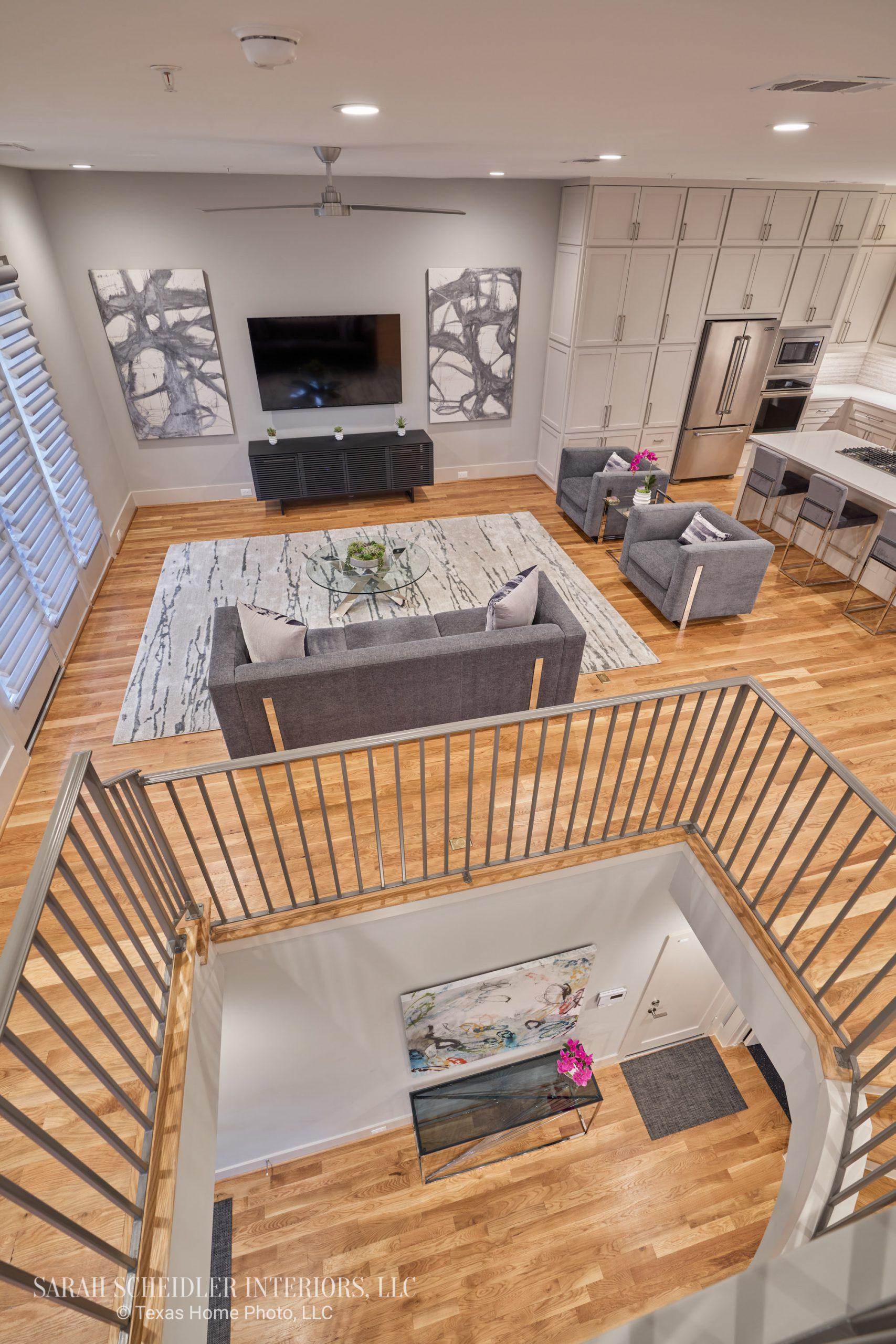 Modern Open-Concept Home Design