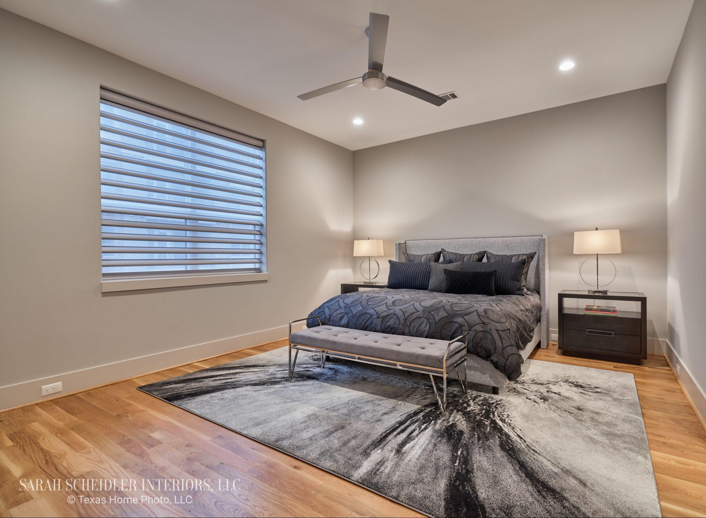 Modern Primary Bedroom Design